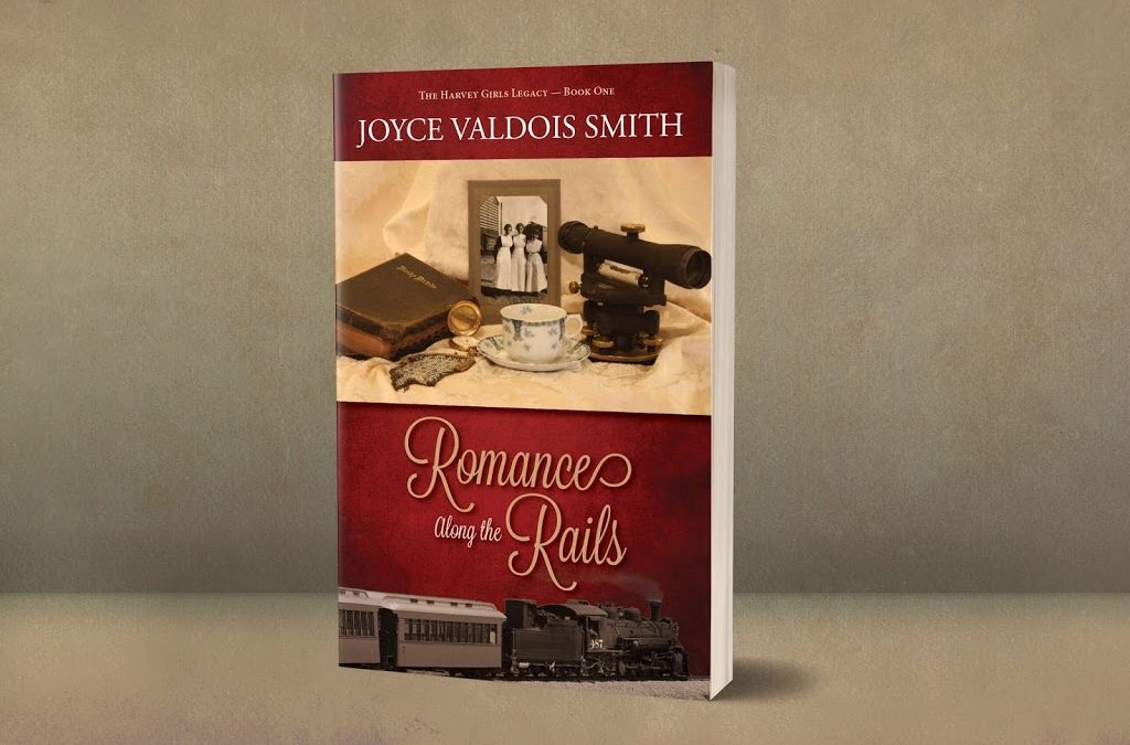 IT'S HERE!! Romance Along the Rails on Kindle
